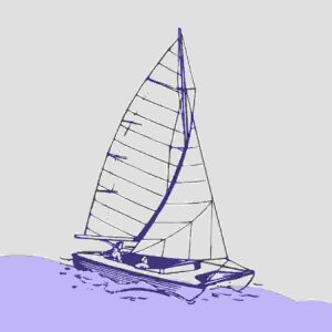 Boat illustration 2