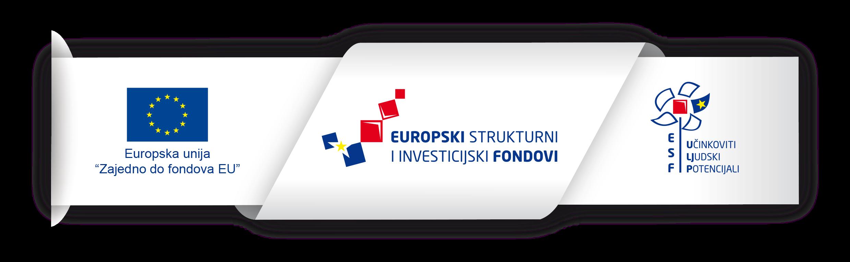 Projekte je sufinancirala Europska unija iz Europskog socijalnog fonda.