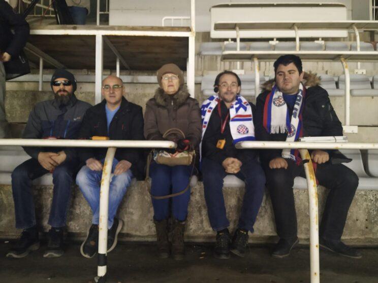 Prva audio deskripcija utakmice Hajduka na Poljudu